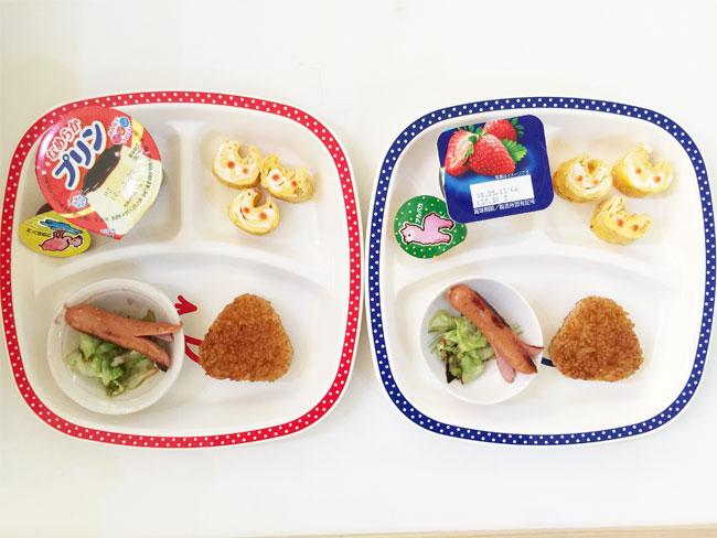 5月11日の子供の朝ご飯
