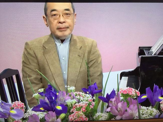 テレビ体操 名川太郎さん