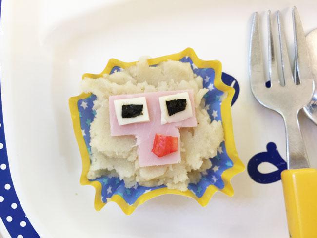 「マイクラの羊」ポテトサラダ