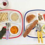 7月3日の子供の朝ご飯