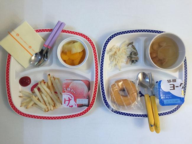 9月29日の子供の朝ご飯