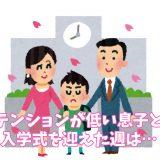 4月8日(月)~4月13日(土)|入学式を迎えた週は…|子供の朝ごはんの記録 by モグラ父